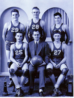 1947 Basketball Team